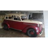 Opel Olimpia 1937 Vendo Cambio Lista Para Restaurar