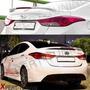 Aleron Spoiler Hyundai Elantra 2012