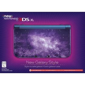 New Nintendo 3ds Xl New Galaxy Style Nuevo