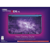 New Nintendo 3ds Xl New Galaxy Style Nuevo