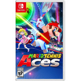 Mario Tennis Aces Digital Nintendo Switch (no Físico)