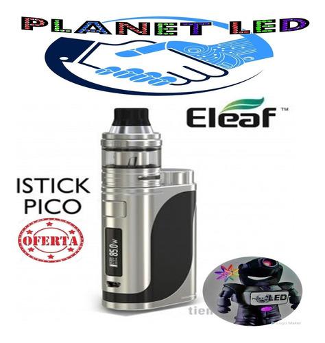 Cigarrillo Electrónico 75w Pico Eleaf Istick Vaper + Esencia