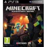 Minecraft Para Play Station 3