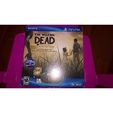 Playstation Vita Psvita Slim The Walking Dead Bundle Nuevo
