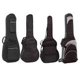 Estuches Nuevos Simple Y Reforzado Guitarra En San Rafael
