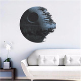 Poster Sticker 3d Death Star Star Wars Estrella De La Muerte