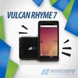 Tablet Celular Con Chip Vulcan Rhyme 3g, 5mpx Cámara