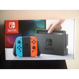 Nintendo Switch Neon, Nuevo