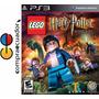 Lego Harry Potter Ps3, Juego Original Sellado Playstation 3