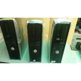 Cpu Dell A Tan Solo $99.00 Cables Gratis 2años Garantia