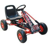 Carro A Pedales Para Ninos Tipo Formula 1 Go Kart