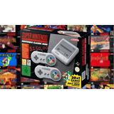 Super Nintendo Japan Mini  Original 21 Juegos