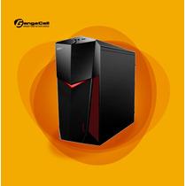 Cpu Lenovo Y520t-25ikl Gamer, 1tb+8gb, Video Amd R560 4gb