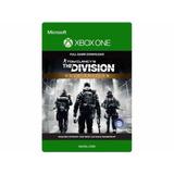 Código Digital Canjeable The Division Edición Gold Xbox One
