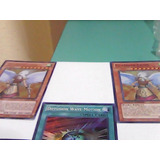 Lote Cartas Yu Gi Oh - Nuevas Y Usadas