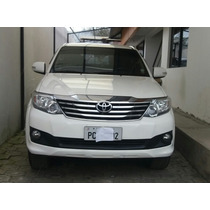 Toyota Fortuner Ta 2.7 4x4 Flamante