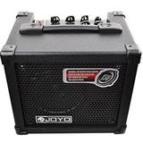 Amplificador De Guitarra Joyo Con Efectos De 15 W Dc-1