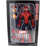 Figura Marvel Legends Spider-man No Batman Superman Select