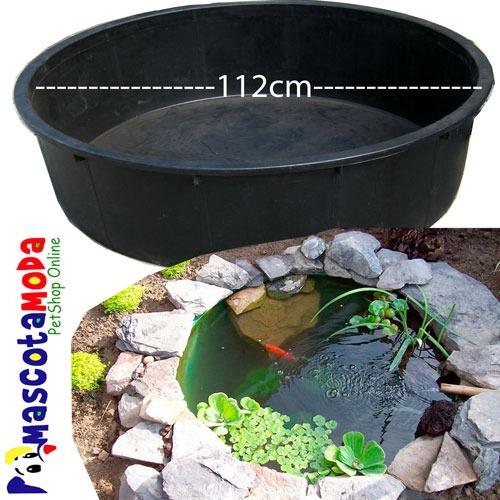 Estanque pl stico para jardines decorativos o cultivos for Estanque de plastico precio