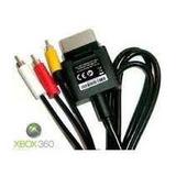 Cable A/v Original Xbox 360 Slim /nuevo