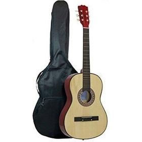 Guitarra Clasica Principiantes Estudiantes + Estuche