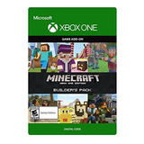 Minecraft Builder´s Pack Xbox Live Juego Digital Original