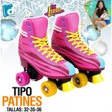 Patines Tipo Soy Luna Incluido Iva