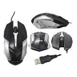 Mouse Alambrico Gamer Geek Gm60