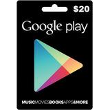 Tarjeta De Recarga 20 Usd Para Google Play Store