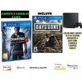 Playstation 4 Days Gone