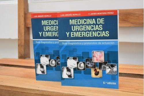 Urgencia Y Emergencia De Murillo 6ta Edicion