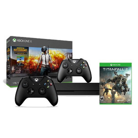 Xbox One X 1tb + Pubg + Fifa19 + Titanfall 2 + Control Extra