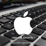 Servicio Tecnico Mac En Quito // Imac, Macbook Pro Y Air