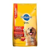 Alimento Para Perro Pedigree Adulto 25kg Y Cachorro 22kg