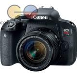 Canon Eos Rebel T7i Solo Cuerpo 24.2 Mp Wifi Nfc Video Hdr