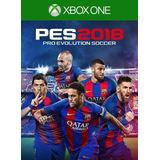 Pes 18 Digital Xbox One