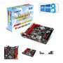 Mainboard Biostar H61mgv3 Socket 1155 Core I3 I5 I7 Vga Ps2