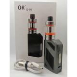 Plcigarrillo Electrónico Vapeador Or Q-80 + Esencia Gratis