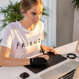 Tableta Grafica Wireless Grande 10x6 Xp-pen 8k Dibujo Wacom