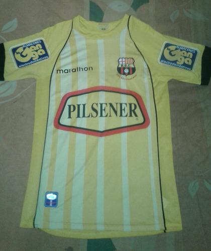 Barcelona Sc Camiseta 2006 Talla S Original Marathon 621176d244419