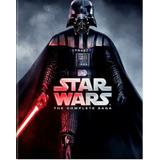 Star Wars Colección Bluray 8 Película Menú Original