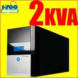 Ups Regulador 2kva 2200va 1200w Pc Gamer Server Forza = Cdp