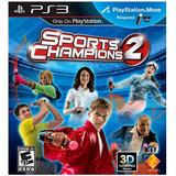 Sports Champions 2 - Digital Ps3 - Promoción