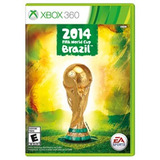 2014 Fifa World Cup Brazil Xbox 360 Juego Físico Orig
