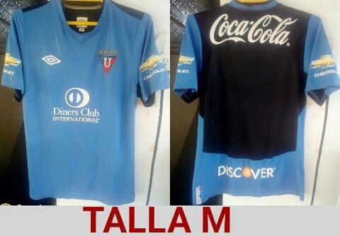 Vendo Camiseta De Liga De Quito Original M d14ffa44be9c2