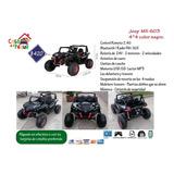 Carros A Batería Para Niños 4 Motores.