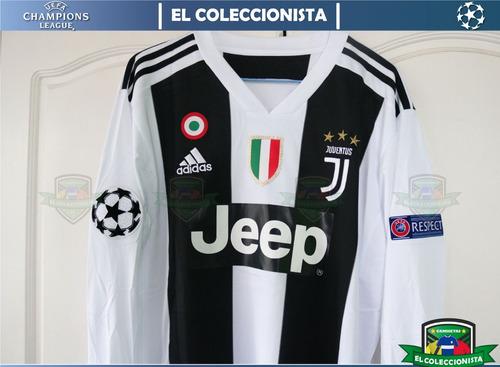 f03972958f Camiseta Juventus Ronaldo Climalite Manga Larga Bajo Pedido