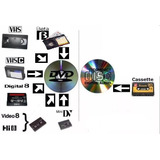 Traspaso De Cassette A Formato Dvd Digital Mp4 Estoy En G