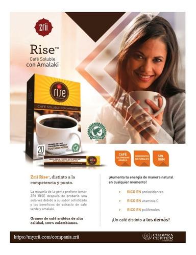 Cafe Rise Con Amalaki