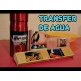 Sublimacion En Frio, Laminas Transfer Al Agua, Serigrafia